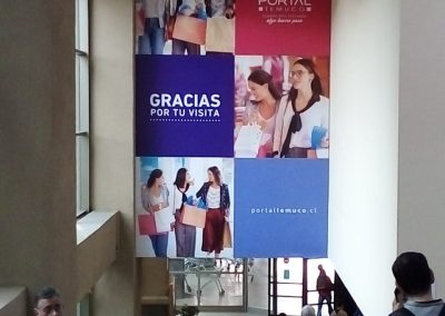 implementacion en mall