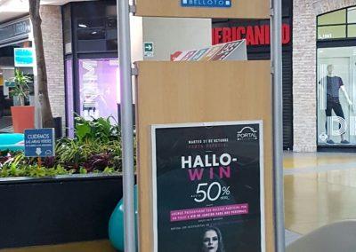 Implementación en mall