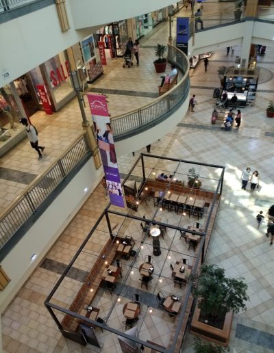 impresion e instalacion en mall