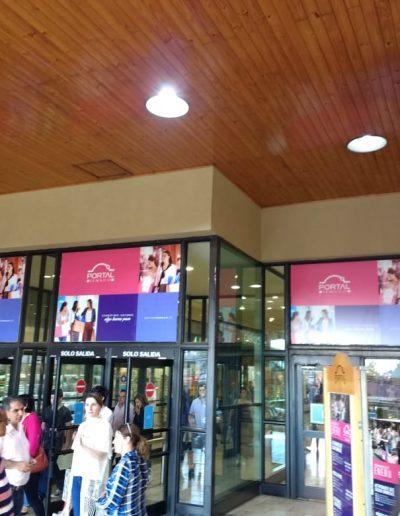 instalacion adhesivos mall
